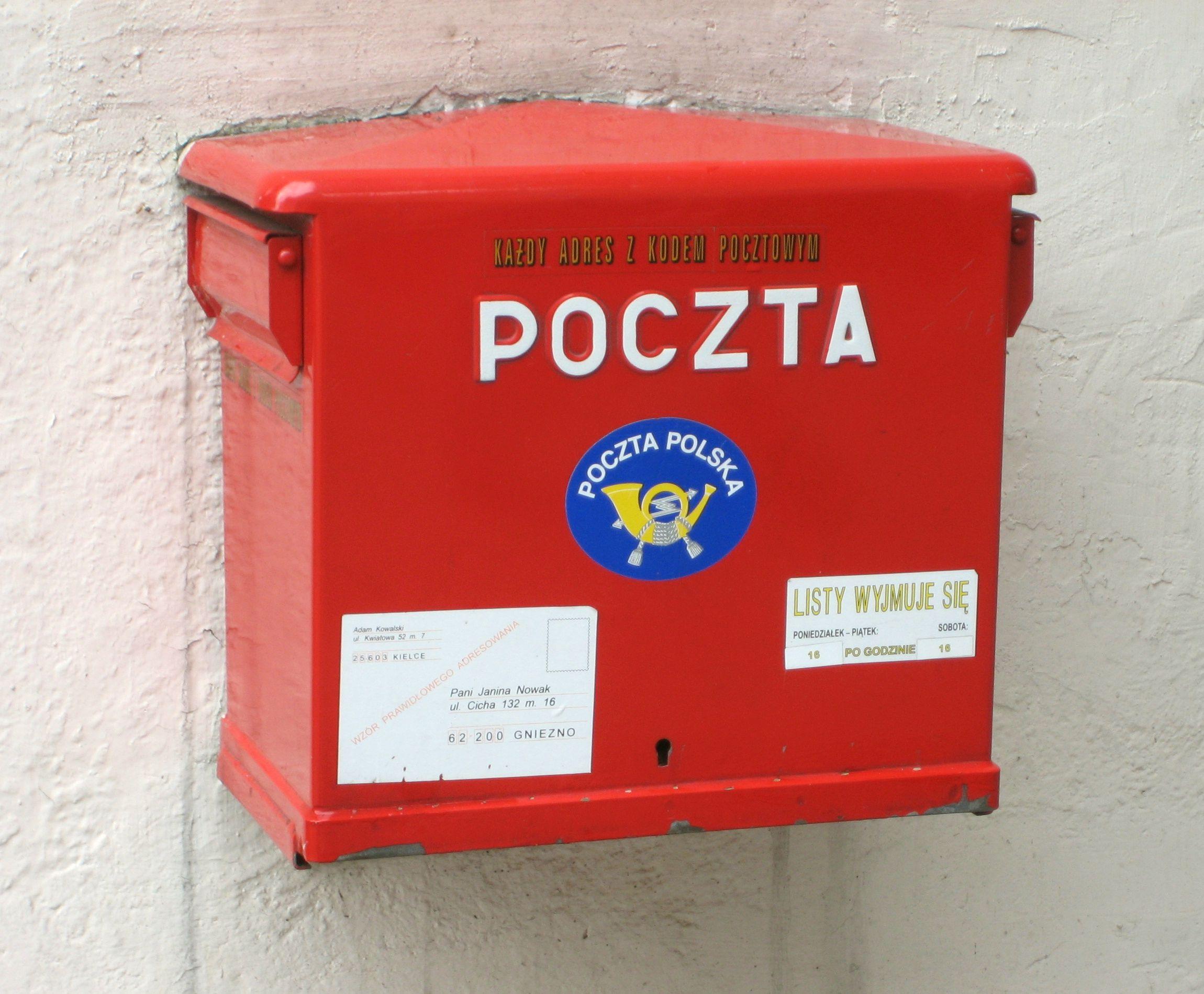 Poczta Polska Cyforwy Operator