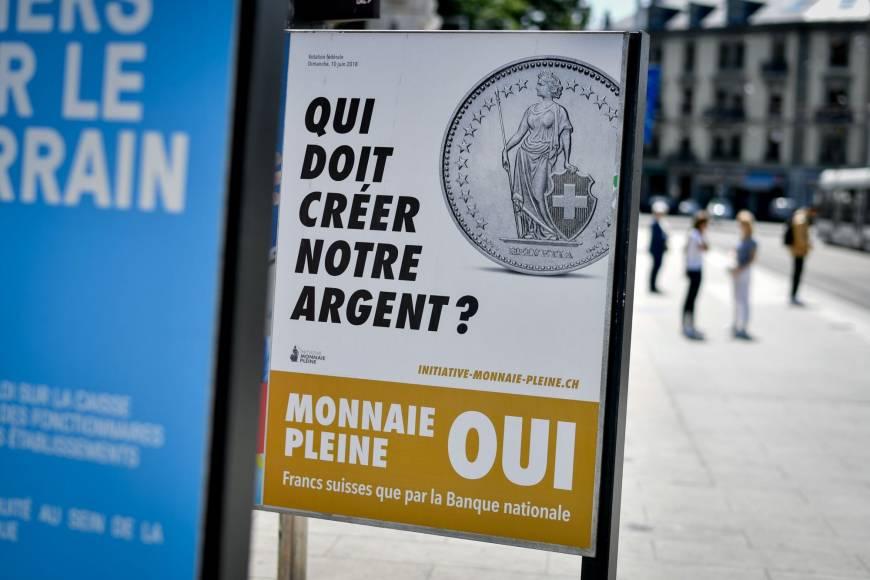 Szwajcarskie referendum negatywne